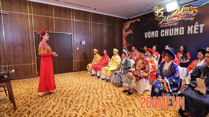 Miss & Mister VLTK 15: Tôn vinh nét đẹp văn hóa Việt trong thử thách chụp hình cùng cổ phục 3
