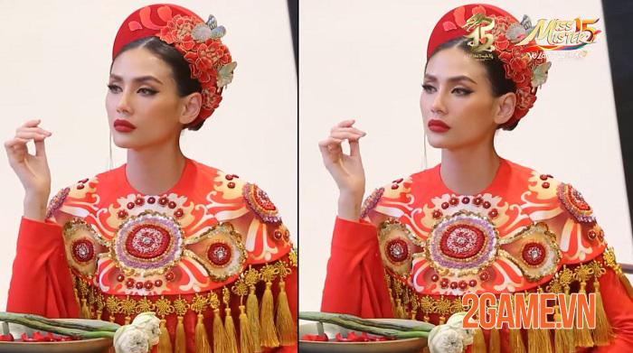 Miss & Mister VLTK 15: Tôn vinh nét đẹp văn hóa Việt trong thử thách chụp hình cùng cổ phục 4