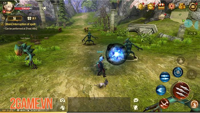 World of Dragon Nest - Cuộc phiêu lưu vô cùng hấp dẫn trong thế giới rồng 4