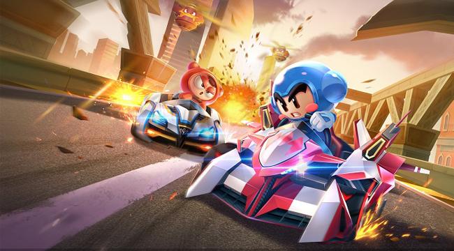 Game khủng KartRider Rush+ lấy cảm hứng từ Boom Online chính thức phát hành riêng tại Việt Nam