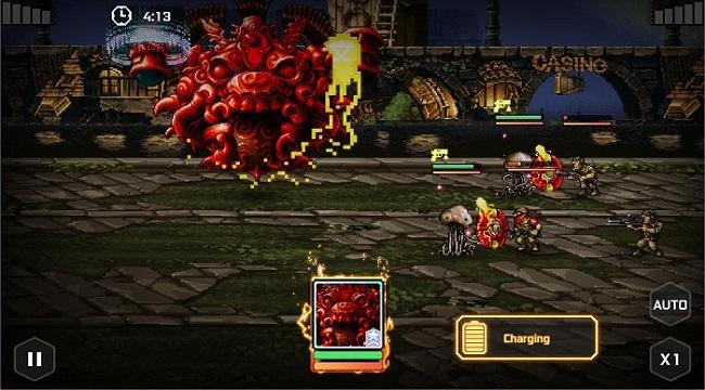 Người chơi toàn cầu đã có thể tải và trải nghiệm Metal Slug Commander