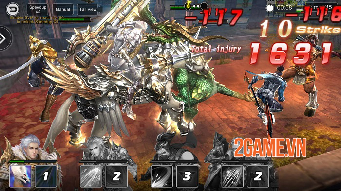 Deity Arena - Game nhập vai chiến lược giả tưởng 3D có lối chơi đa dạng 4
