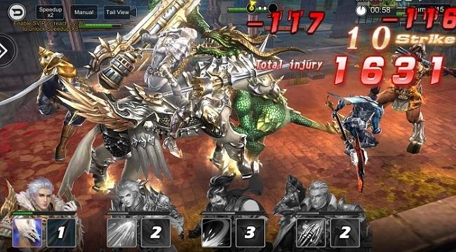Deity Arena – Game nhập vai chiến lược giả tưởng 3D có lối chơi đa dạng