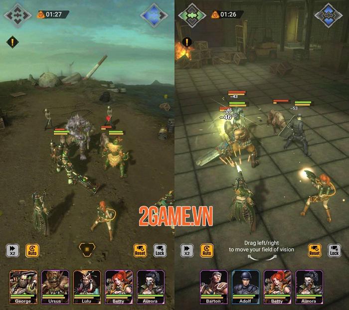 Doomsday Guardian - Game mobile AFK hoàn toàn mới với chủ đề Walking-Dead 2