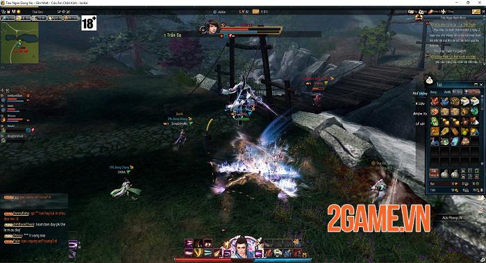 Những tính năng nổi bật thu hút game thủ Tiếu Ngạo Giang Hồ Online 1