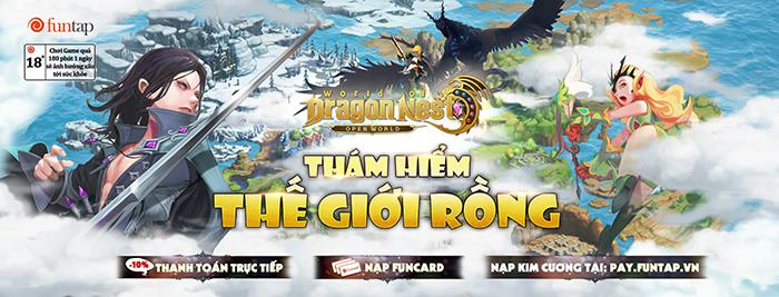 Cơ chế chiến đấu linh động là điểm mạnh nhất của World of Dragon Nest 0