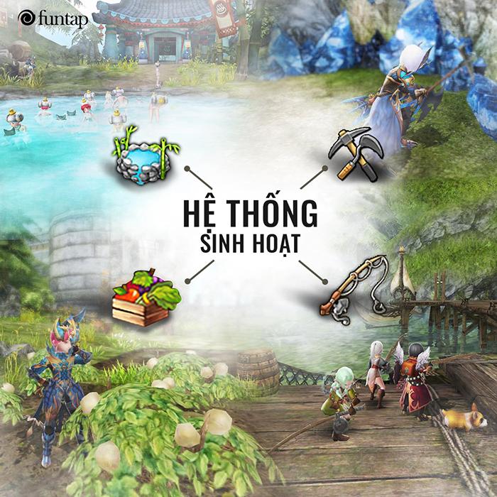 Cơ chế chiến đấu linh động là điểm mạnh nhất của World of Dragon Nest 1