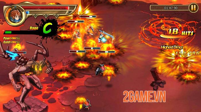 Element Blade - Đánh thức bản năng chiến đấu đang say ngủ 0
