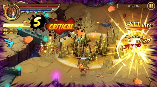 Element Blade – Đánh thức bản năng chiến đấu đang say ngủ