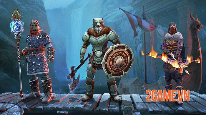 Frostborn: Coop Survival - Game nhập vai phiêu lưu nơi vùng đất Midgard xinh đẹp 0