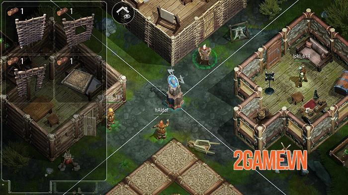 Frostborn: Coop Survival - Game nhập vai phiêu lưu nơi vùng đất Midgard xinh đẹp 1