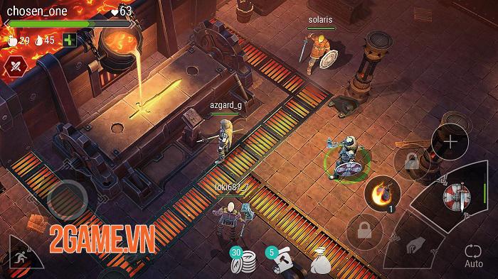 Frostborn: Coop Survival - Game nhập vai phiêu lưu nơi vùng đất Midgard xinh đẹp 2