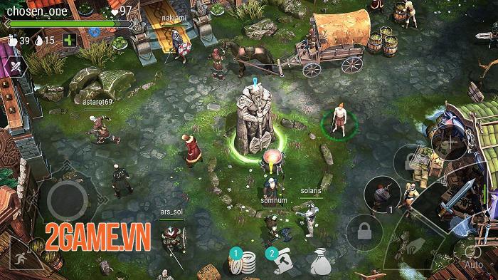 Frostborn: Coop Survival - Game nhập vai phiêu lưu nơi vùng đất Midgard xinh đẹp 3
