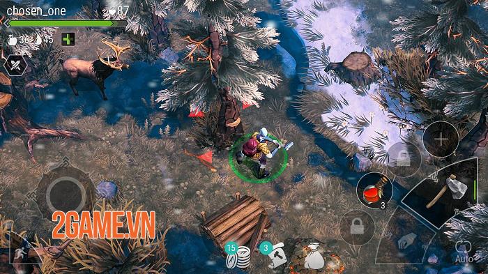 Frostborn: Coop Survival - Game nhập vai phiêu lưu nơi vùng đất Midgard xinh đẹp 4