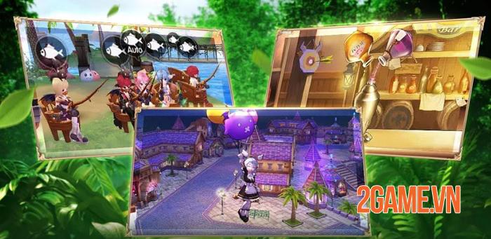 Ragnarok Origin là phiên bản mobile chuyển thể được đánh giá cao hơn Ragnarok M: New Start 2
