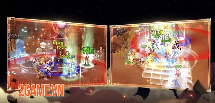 Ragnarok Origin là phiên bản mobile chuyển thể được đánh giá cao hơn Ragnarok M: New Start 3