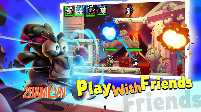 Game hành động chiến thuật Sheep Squad từ Pixel ra mắt trên mobile 0