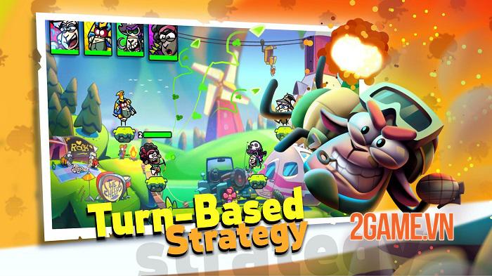 Game hành động chiến thuật Sheep Squad từ Pixel ra mắt trên mobile 1
