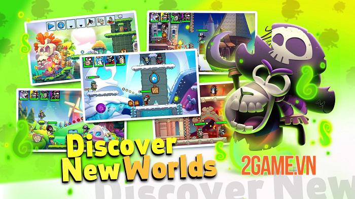Game hành động chiến thuật Sheep Squad từ Pixel ra mắt trên mobile 4