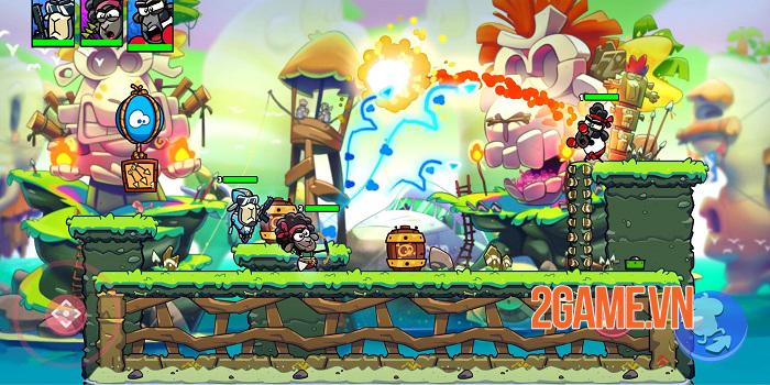 Game hành động chiến thuật Sheep Squad từ Pixel ra mắt trên mobile 5