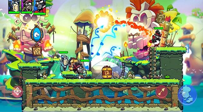 Game hành động chiến thuật Sheep Squad từ Pixel ra mắt trên mobile