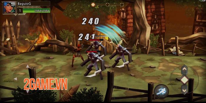 Mỗi nhân vật trong Soul Maskers sẽ mang đến một lối chơi khác biệt 1