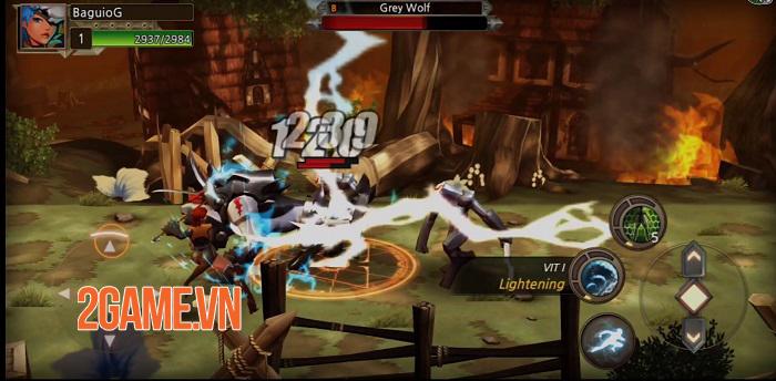 Mỗi nhân vật trong Soul Maskers sẽ mang đến một lối chơi khác biệt 2
