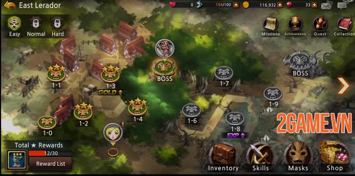 Mỗi nhân vật trong Soul Maskers sẽ mang đến một lối chơi khác biệt 4