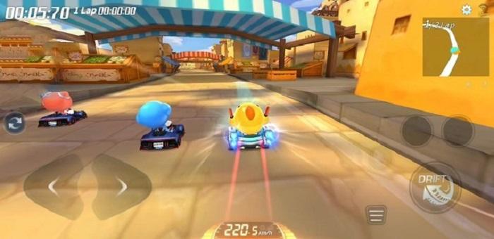 Game đua xe được mong chờ nhất năm 2020 KartRider Rush+ chính thức ra mắt 2