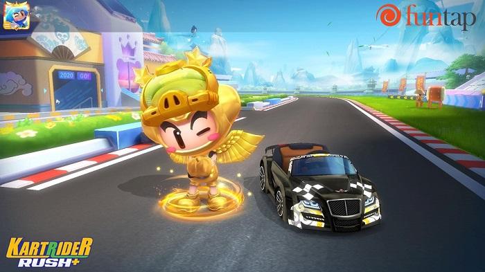 Game đua xe được mong chờ nhất năm 2020 KartRider Rush+ chính thức ra mắt 3