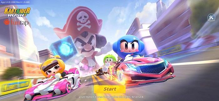 Game đua xe được mong chờ nhất năm 2020 KartRider Rush+ chính thức ra mắt 4