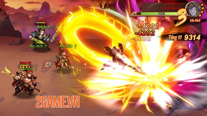 Thiếu Niên 3Q VNG sẽ đạt được thành tựu vượt trội ở dòng game đấu thẻ tướng 1