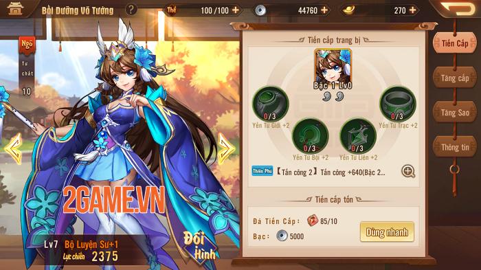 Thiếu Niên 3Q VNG sẽ đạt được thành tựu vượt trội ở dòng game đấu thẻ tướng 3