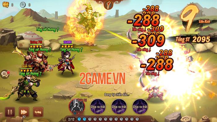 Thiếu Niên 3Q VNG sẽ đạt được thành tựu vượt trội ở dòng game đấu thẻ tướng 7
