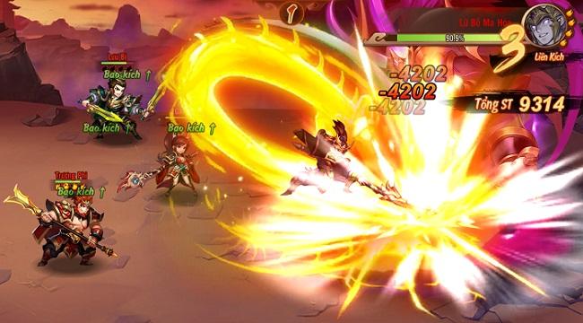 Thiếu Niên 3Q VNG sẽ đạt được thành tựu vượt trội ở dòng game đấu thẻ tướng