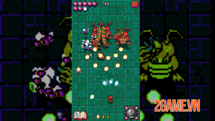 Wyrms And Wizards - Game roguelike shmup bối cảnh giả tưởng ra mắt cho Android 0