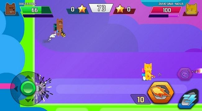 Gravity Brawl – Game mobile bắn súng nhiều người chơi sắp ra mắt