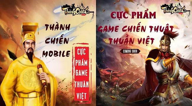 Thành Chiến Mobile – Tựa game SLG hack não lấy bối cảnh lịch sử Việt Nam