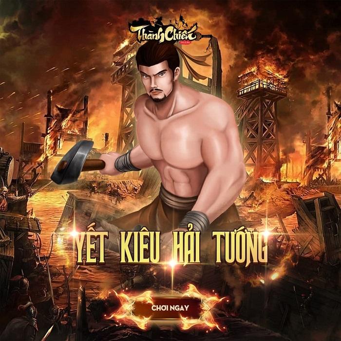 Thành Chiến Mobile - Tựa game SLG hack não lấy bối cảnh lịch sử Việt Nam 2