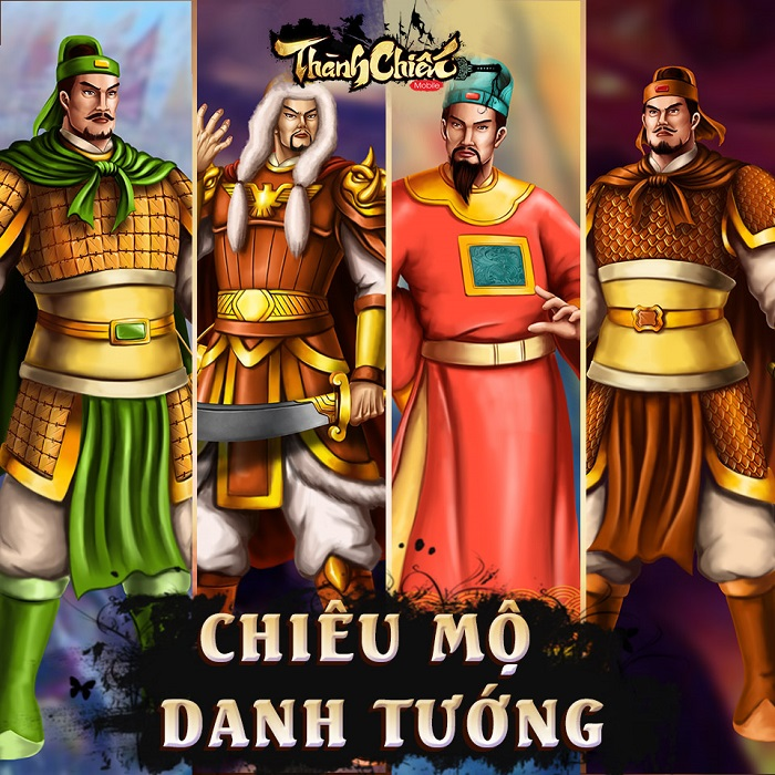Thành Chiến Mobile - Tựa game SLG hack não lấy bối cảnh lịch sử Việt Nam 4