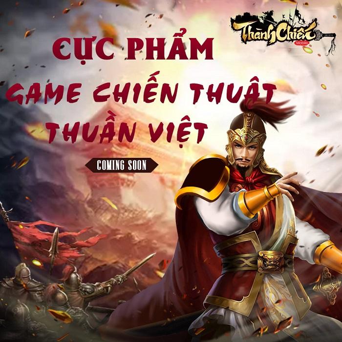 Thành Chiến Mobile - Tựa game SLG hack não lấy bối cảnh lịch sử Việt Nam 5