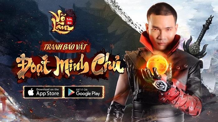 HLV Wowy và DJ Mie của Rap Việt trở thành gương mặt đại diện Võ Lâm Trấn Bảo 0