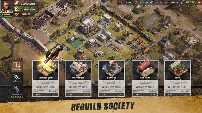State of Survival: Game mobile chiến lược sinh tồn ngày tận thế xuất hiện tại Việt Nam 3