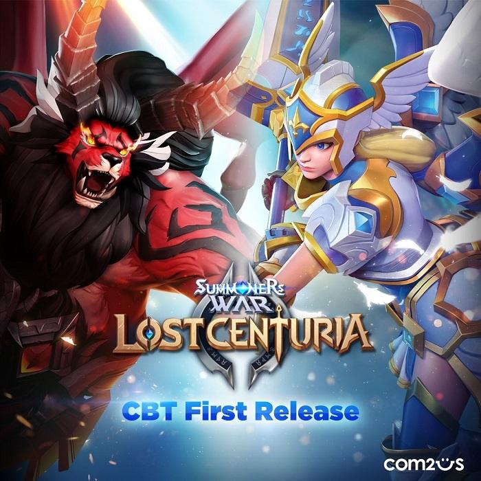 Game thẻ tướng Summoners War: Lost Centuria chuẩn bị thử nghiệm 0