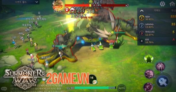 Game thẻ tướng Summoners War: Lost Centuria chuẩn bị thử nghiệm 2