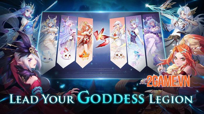 Mega Heroes - Tận hưởng cuộc phiêu lưu thú vị với đồ họa anime tuyệt đẹp 3