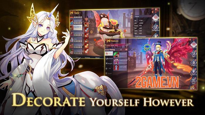 Mega Heroes - Tận hưởng cuộc phiêu lưu thú vị với đồ họa anime tuyệt đẹp 4