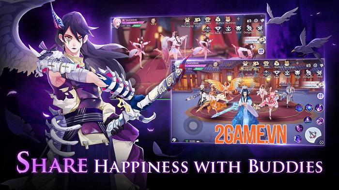 Mega Heroes - Tận hưởng cuộc phiêu lưu thú vị với đồ họa anime tuyệt đẹp 5