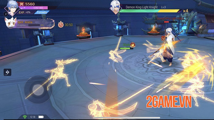 Mega Heroes - Tận hưởng cuộc phiêu lưu thú vị với đồ họa anime tuyệt đẹp 0