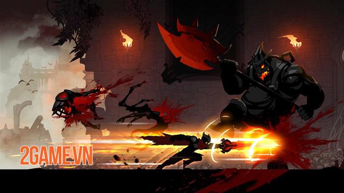 Shadow Knight Premium - Game hành động cực chất sẽ ra mắt ngày mai cho iOS 0
